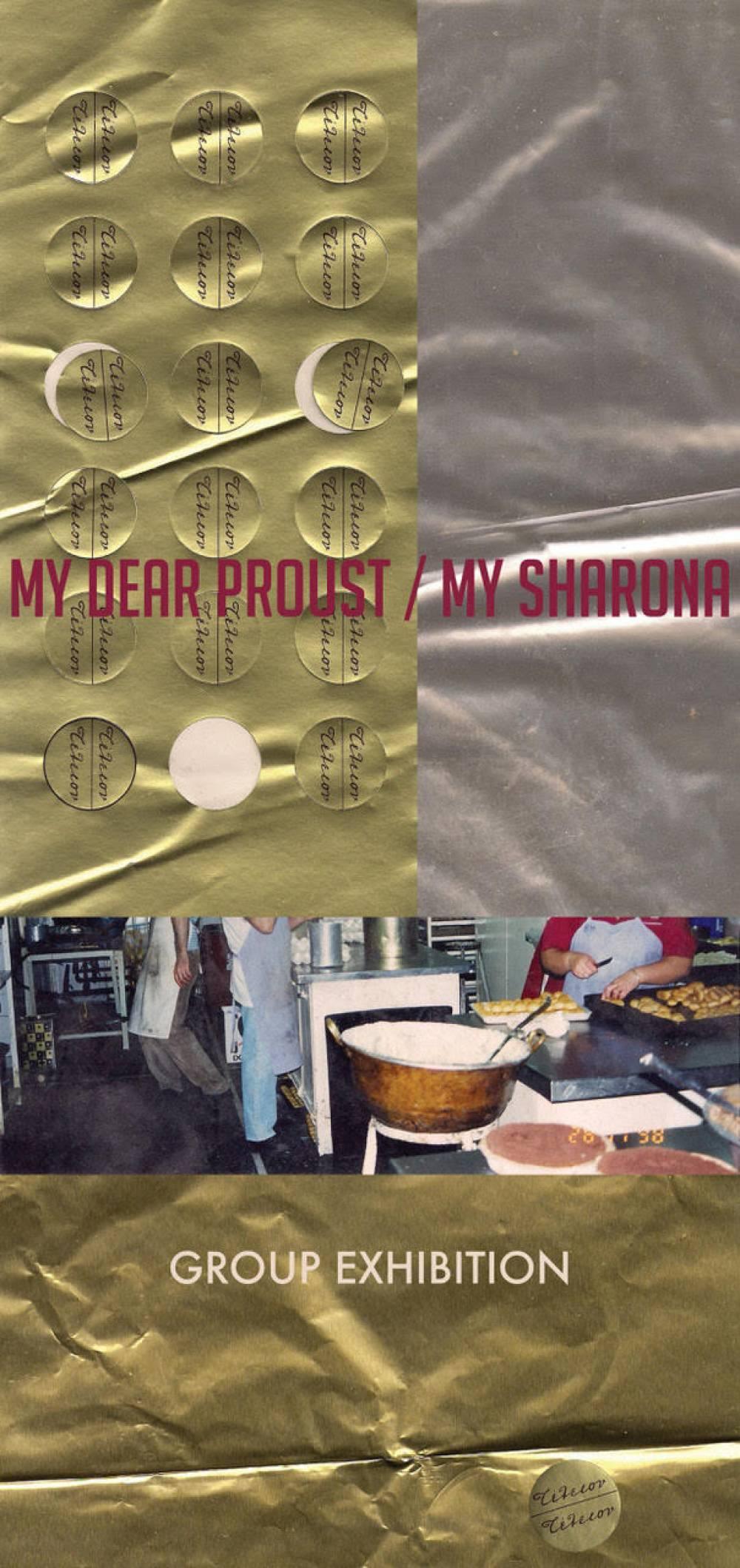 My Dear Proust / My Sharona