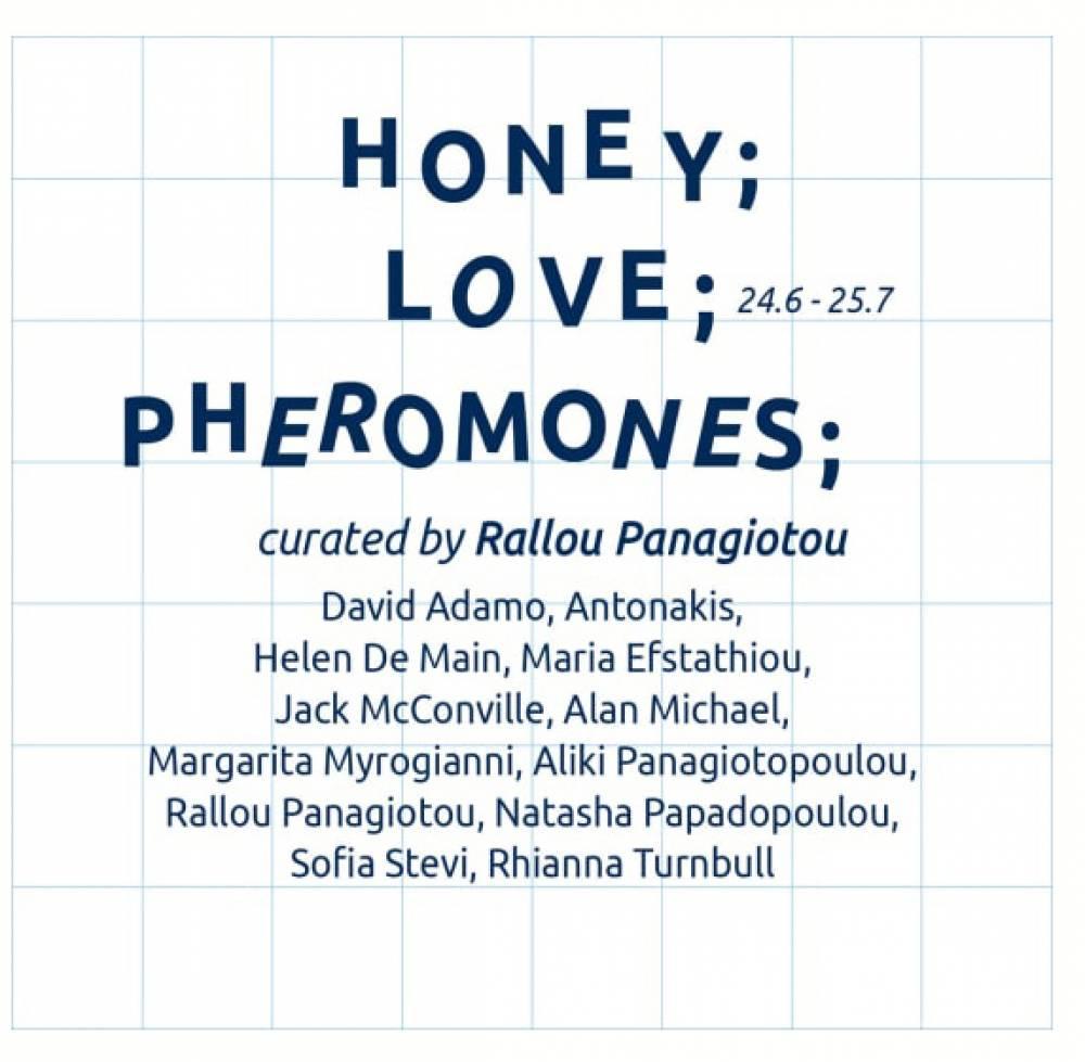HONEY; LOVE; PHERORMONES