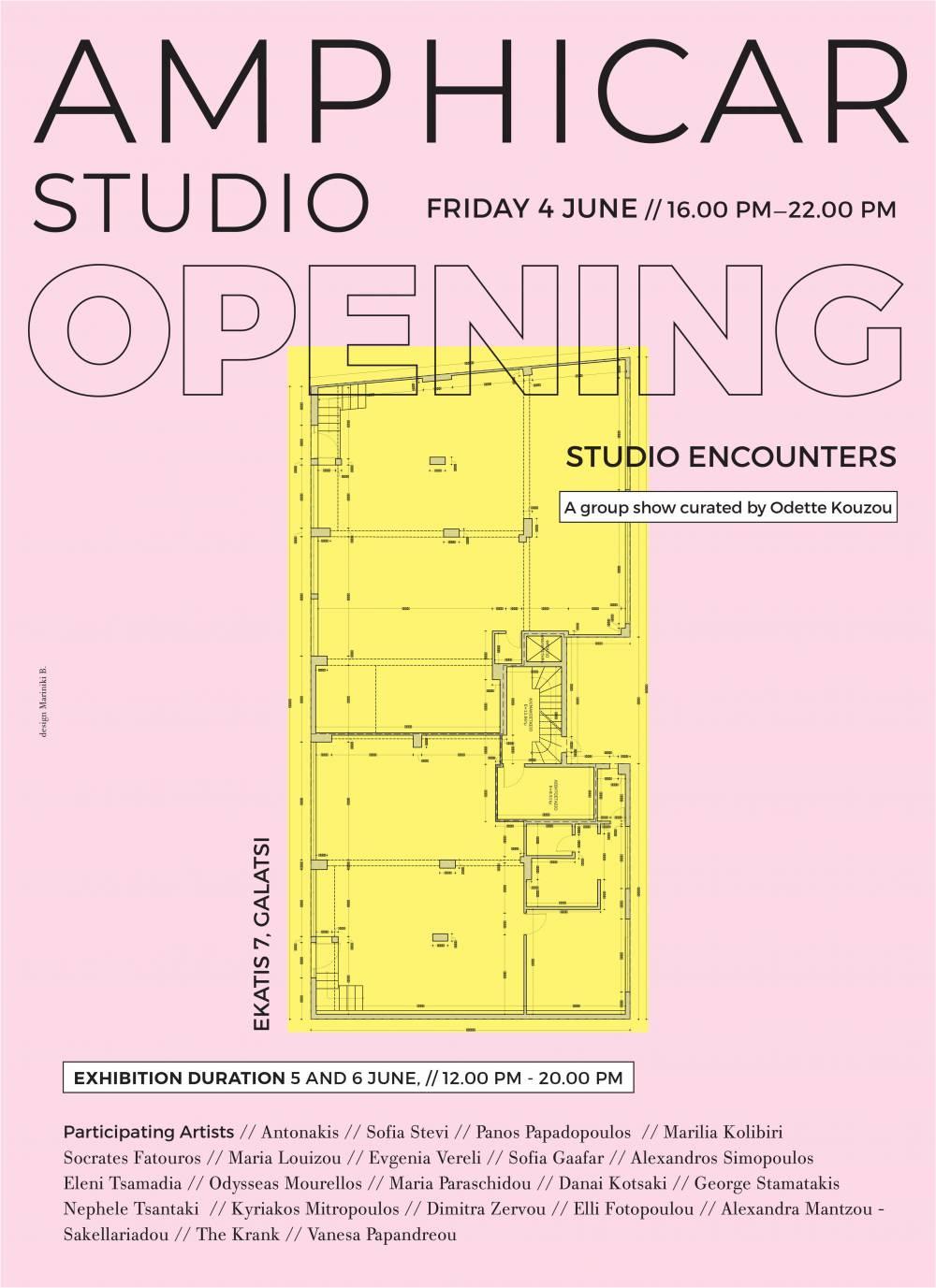 Studio Encounters